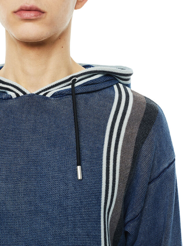 Diesel - KINDIGO, Blue - Sweaters - Image 3