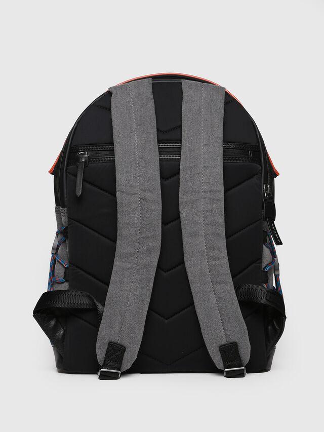 Diesel - D-MASTER BACK, Grey - Backpacks - Image 2