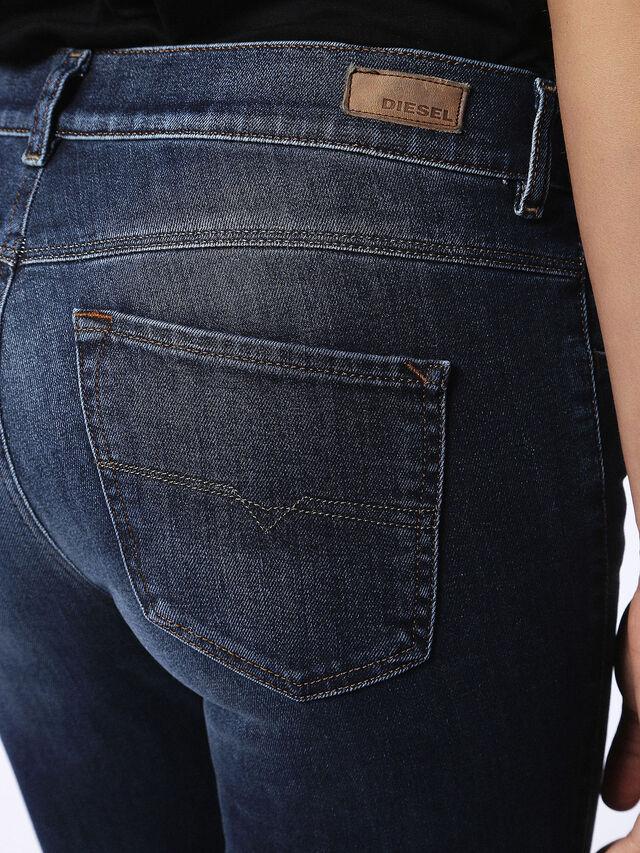 SANDY 0814W, Blue jeans