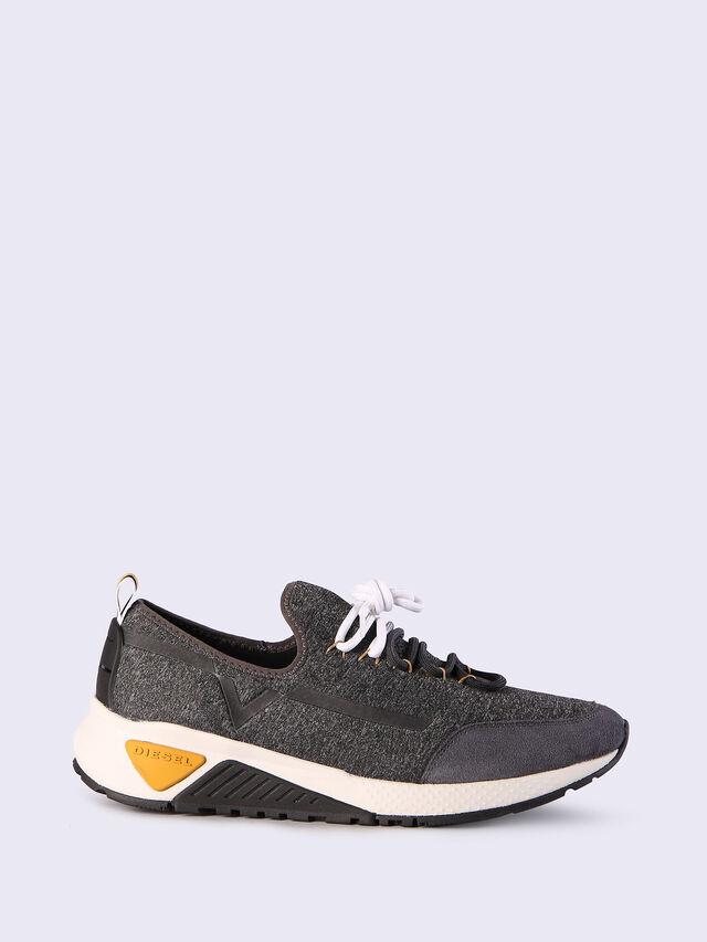 Diesel - S-KBY, Dark Grey - Sneakers - Image 1