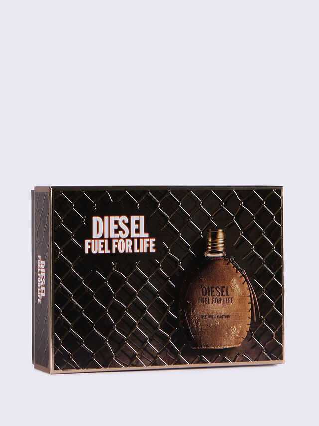 Diesel - FUEL FOR LIFE 50ML GIFT SET, Brown - Fuel For Life - Image 2