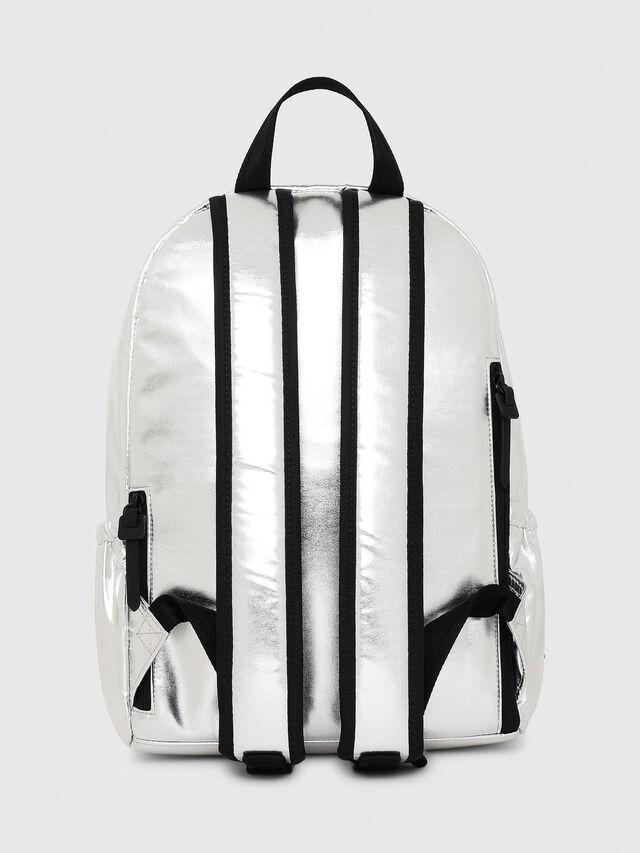 Diesel - F-BOLD BACK II, Silver - Backpacks - Image 3