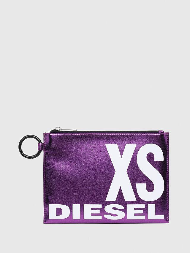 Diesel - LUSINA, Violet - Continental Wallets - Image 1