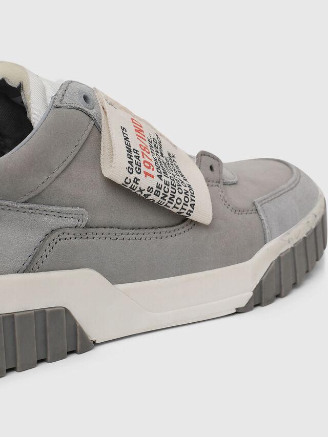 Diesel - S-LE RUA ON W, Light Grey - Sneakers - Image 5