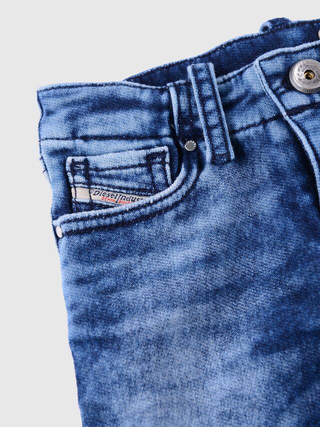 Diesel - GRUPEEN-B-N JOGGJEANS, Melange Blue - Jeans - Image 3