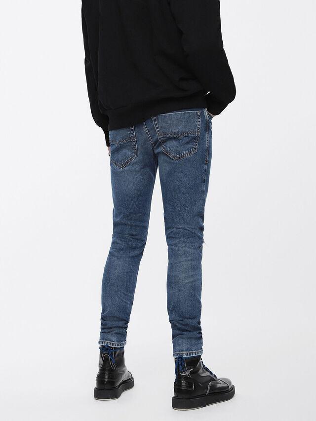 Diesel - Tepphar 084XT, Medium Blue - Jeans - Image 2