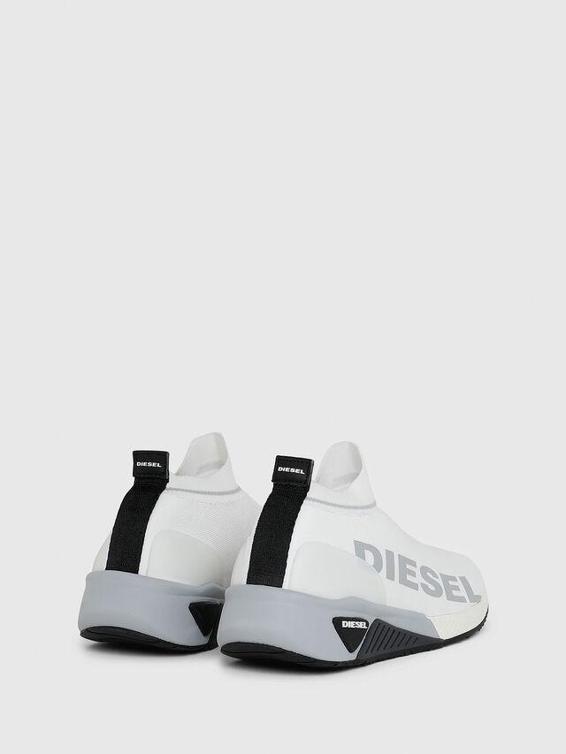 Diesel - S-KB ATHL SOCK II W, White - Sneakers - Image 3