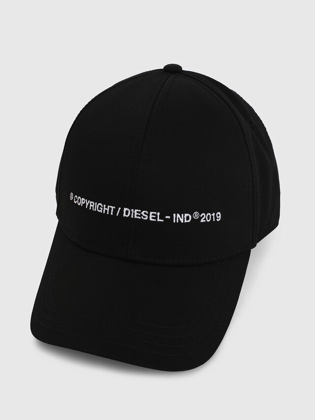 Diesel - CIMAXI, Black - Caps - Image 3