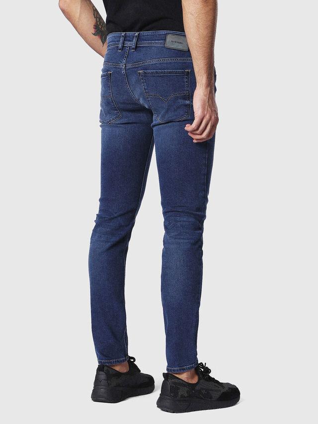 Diesel - Sleenker 084NW, Light Blue - Jeans - Image 2
