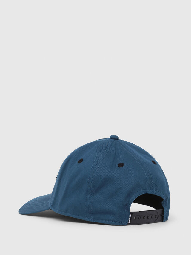 Diesel - CAKERYM-MAX, Dark Green - Caps, Hats and Gloves - Image 2
