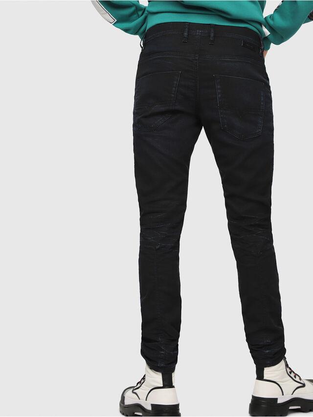 Diesel - Krooley JoggJeans 069FV, Dark Blue - Jeans - Image 2