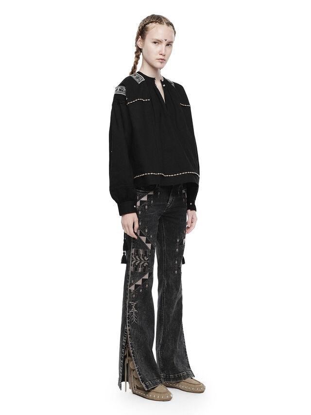 Diesel - TYPE-1829, Black Jeans - Jeans - Image 4