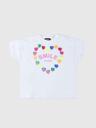 2b0ef75530510 Baby Girls T-shirts, Tops 3-36 Months | Diesel Online Store