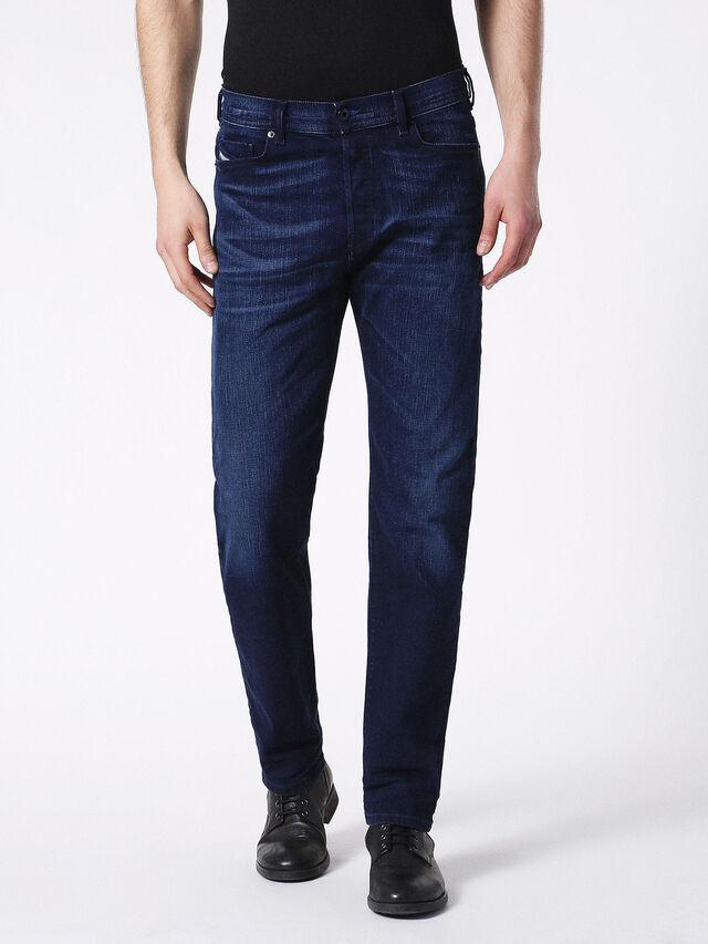 Diesel - Thytan 084HJ, Dark Blue - Jeans - Image 2