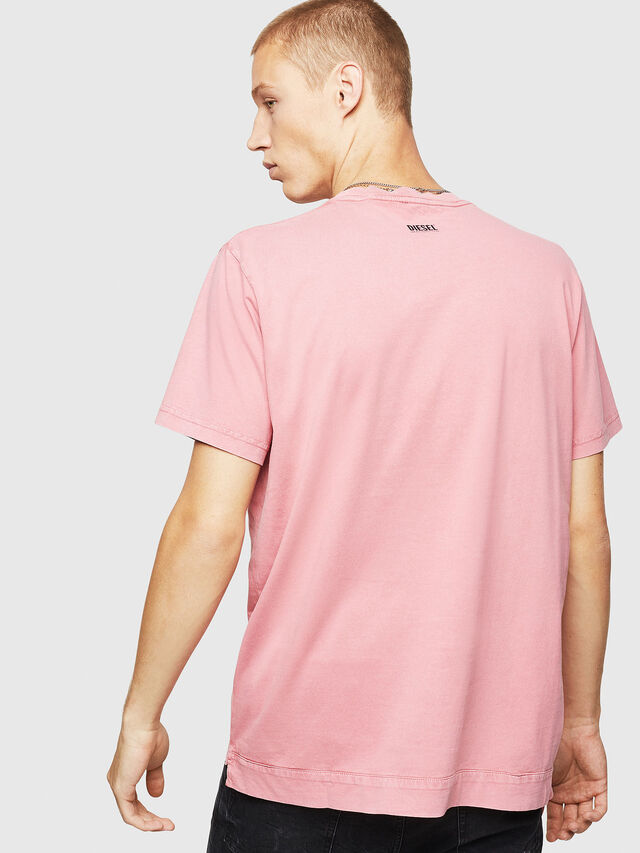 Diesel - T-THURE, Pink - T-Shirts - Image 2