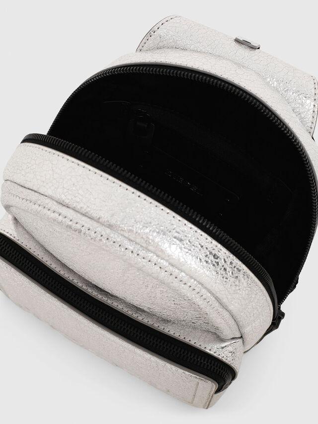 Diesel - ZANE', Silver - Backpacks - Image 4