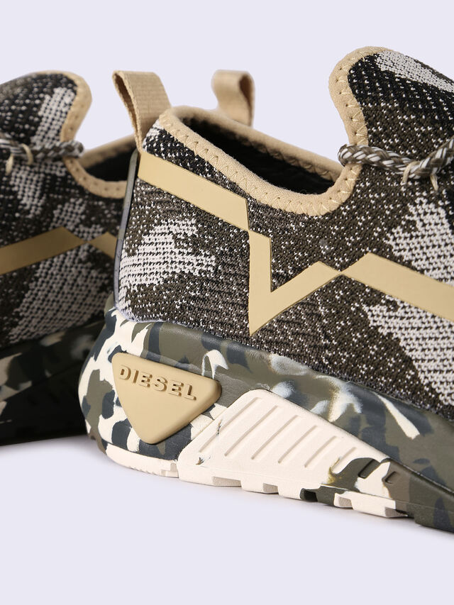 Diesel - S-KBY, Dark Melange - Sneakers - Image 6