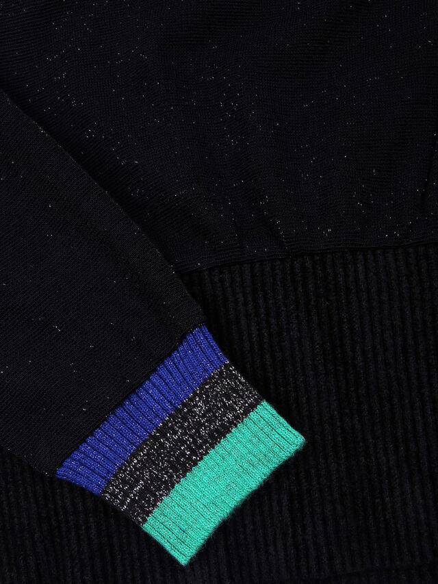 Diesel - SJUNA, Black - Sweatshirts - Image 3