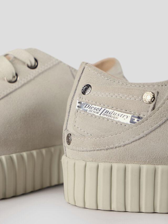 Diesel - S-EXPOSURE CLC W, Dirty White - Sneakers - Image 5