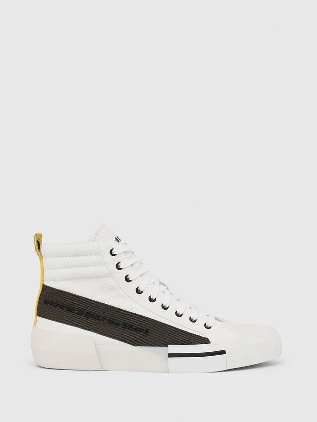 Diesel - S-DESE MC, White/Black - Sneakers - Image 1
