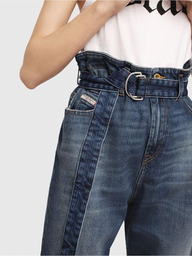 Diesel - D-Vizons 089AR, Medium Blue - Jeans - Image 3