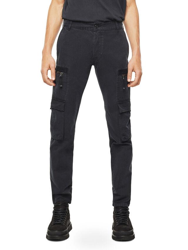 Diesel - PITARGO, Black - Pants - Image 1