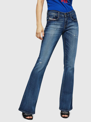 c2c259e3a2694 Womens New Arrivals Denim | Diesel Online Store US