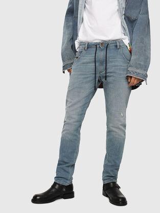 d8f8bdda1c1a Krooley JoggJeans 086AY, Medium Blue - Jeans
