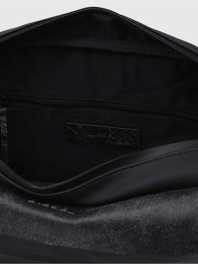 Diesel - VOLPAGO CROSSPLUS, Black - Crossbody Bags - Image 3