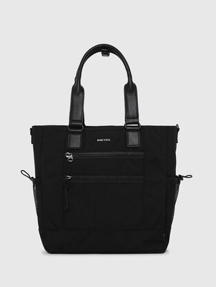 F Urbhanity Tote Black Ping And Shoulder Bags