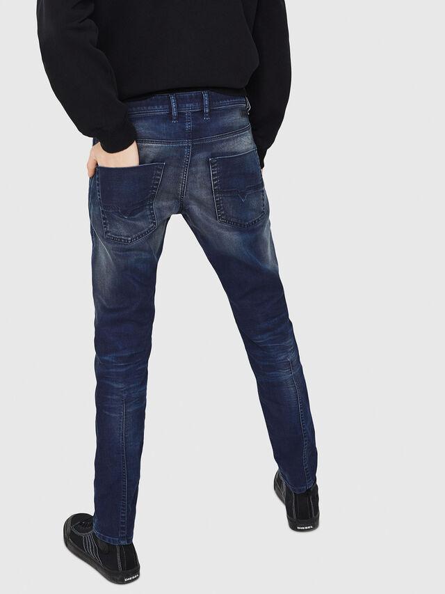 Diesel - Krooley JoggJeans 069GZ, Dark Blue - Jeans - Image 2