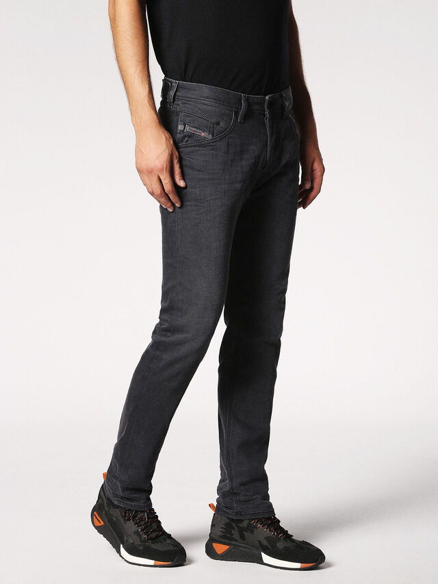 Diesel - BELTHER 0859X, Grey jeans - Jeans - Image 6