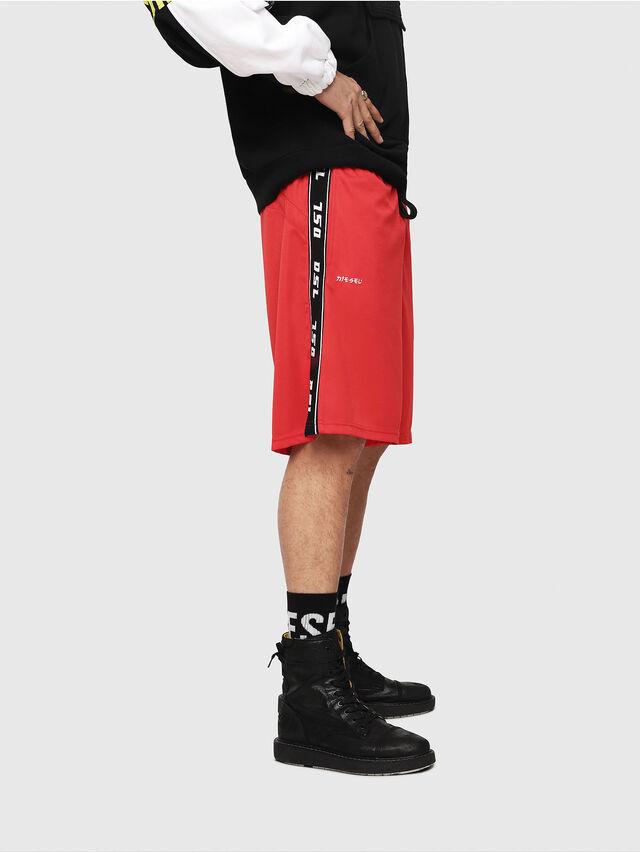 Diesel - P-HITOSHI, Red - Shorts - Image 3