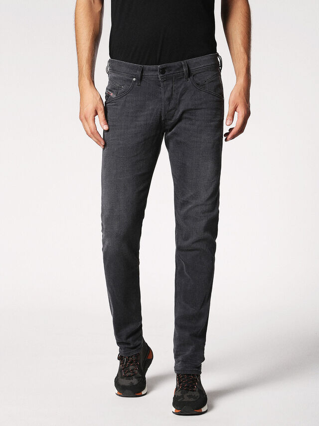 Diesel - BELTHER 0859X, Grey jeans - Jeans - Image 2