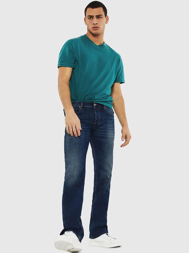 Diesel - Zatiny 087AW, Dark Blue - Jeans - Image 5