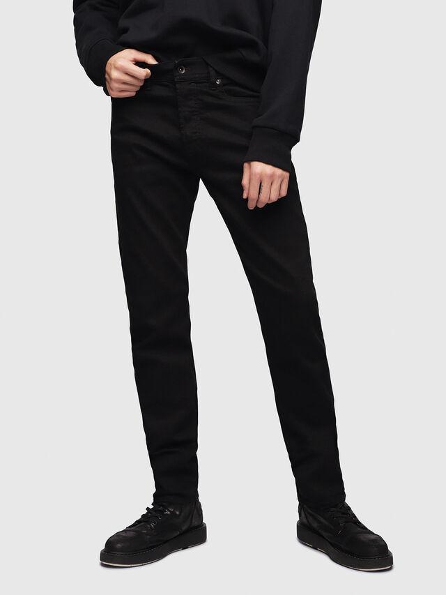 BUSTER 0886Z, Black Jeans, Denim