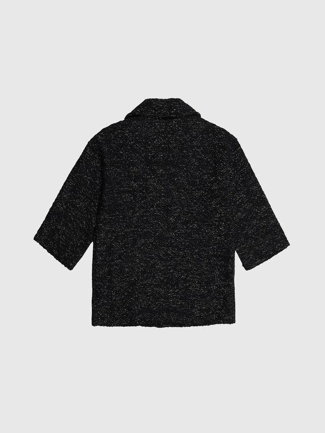 Diesel - JLESLIE, Black - Jackets - Image 2