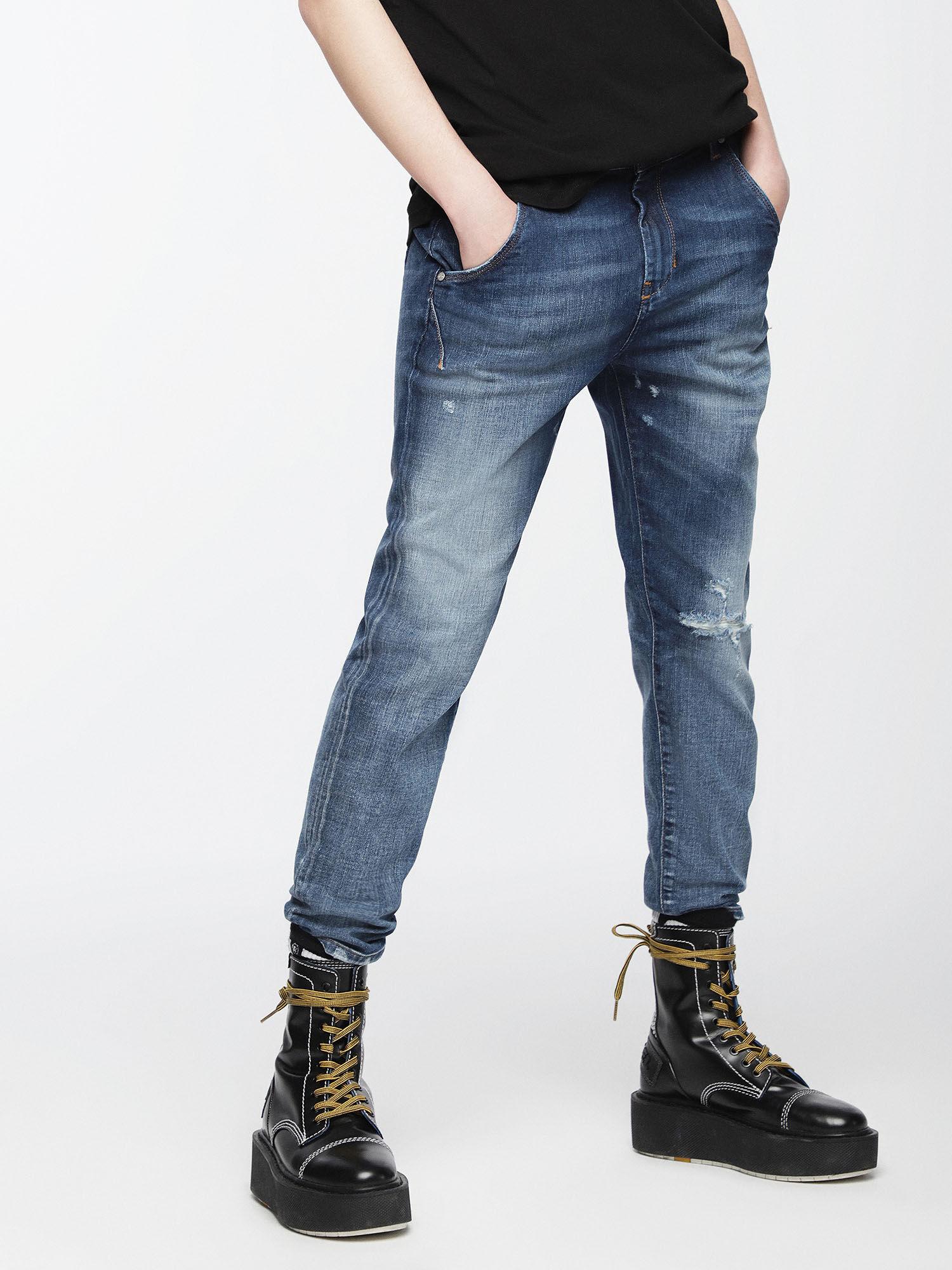 Fayza-Evo 084TW jeans - Blue Diesel y5AwEYcN