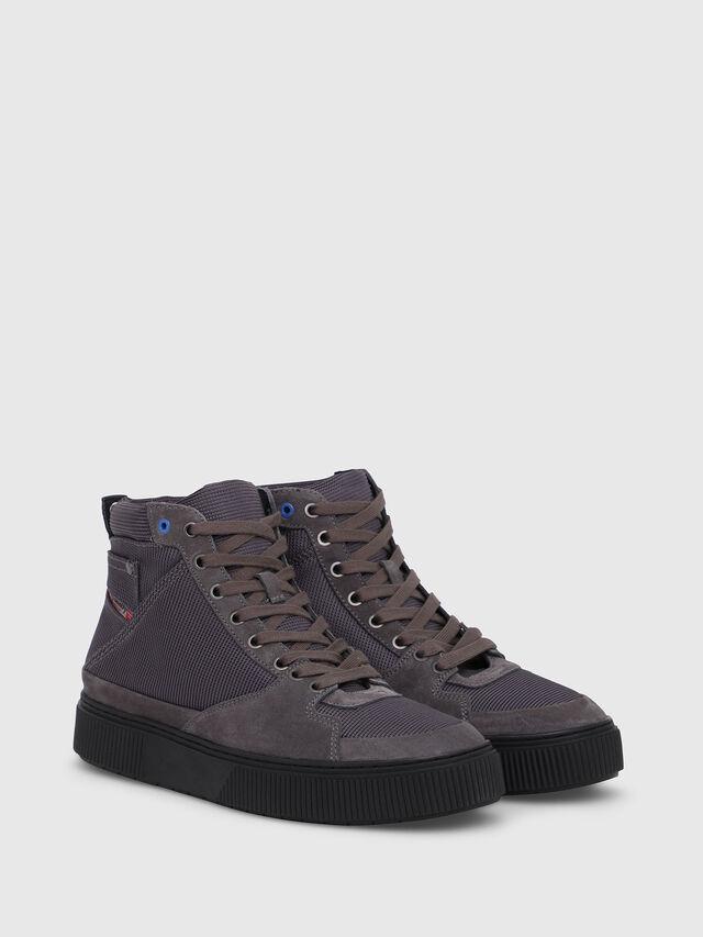 Diesel - S-DANNY MC II, Blue/Grey - Sneakers - Image 2