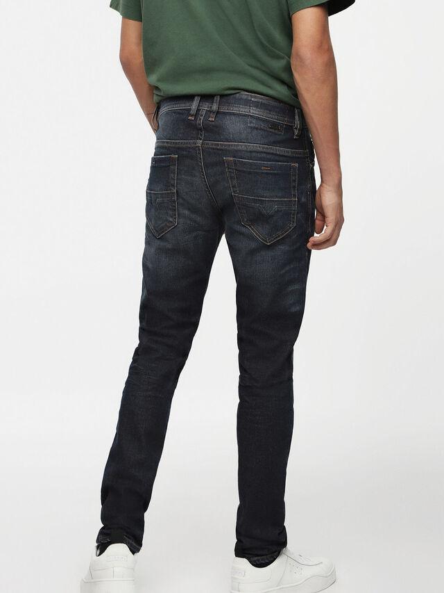 acfcb1826ef Diesel - Thommer 084ZU, Dark Blue - Jeans - Image 2
