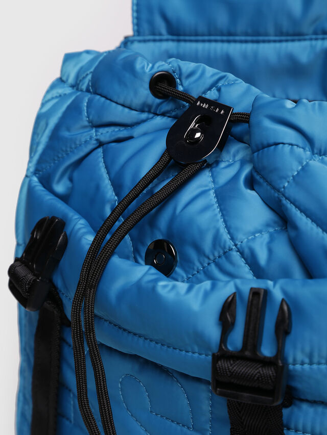 Diesel - NYDUVET BACKPACK, Azure - Backpacks - Image 3