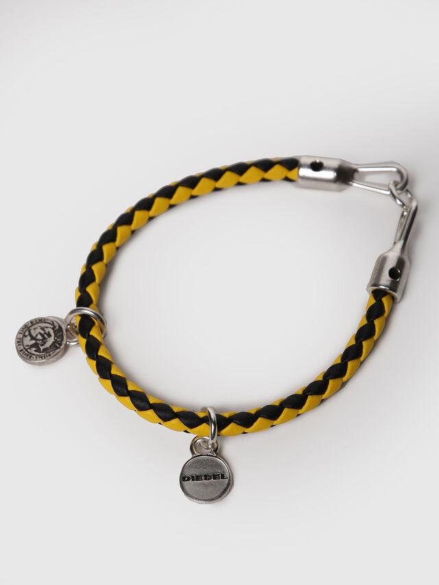 Diesel - ASANTY BRACELET, Yellow - Bijoux and Gadgets - Image 2