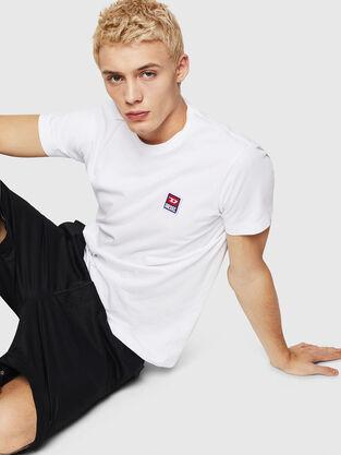 ed5c6ce1e753 Mens T-shirts: logo, graphics | Diesel Online Store