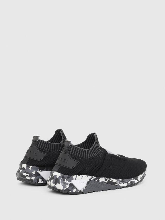 Diesel - S-KB SE, Black/Grey - Sneakers - Image 2