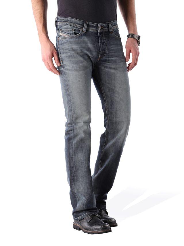 Diesel - Viker 0885K, Dark Blue - Jeans - Image 2