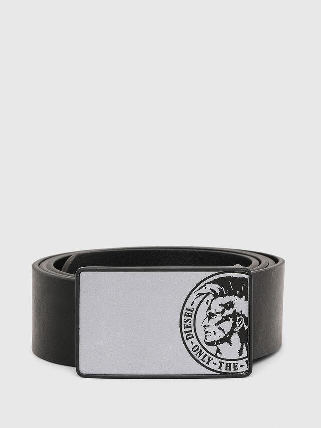 Diesel - B-ACCA, Black - Belts - Image 1