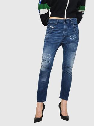 ceea8376 Womens JoggJeans: skinny, boyfriend | Diesel Online Store