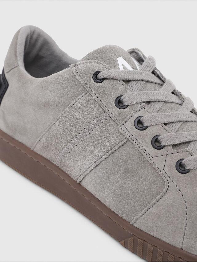 Diesel - S-MILLENIUM LC, Grey - Sneakers - Image 4