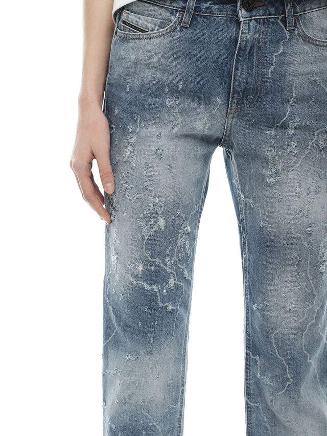 Diesel - TYPE-1820-23, Blue Jeans - Jeans - Image 4