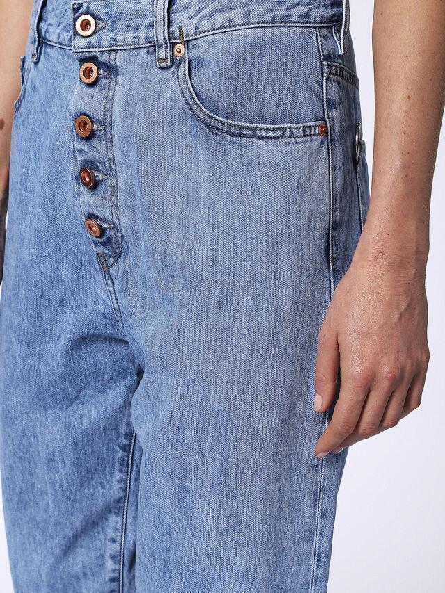 Diesel - Irys 084RE, Light Blue - Jeans - Image 8
